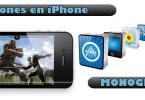 Aplicaciones en iPhone - Monográficos
