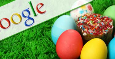 trucos de google easter