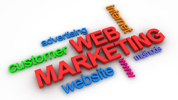 Logo marketing online posicionamiento web Granada