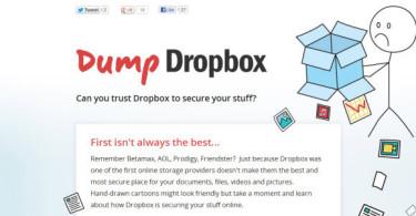 Dropbox ya no mola