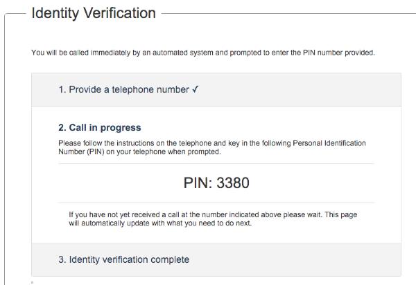 Verificación por teléfono cuenta amazon